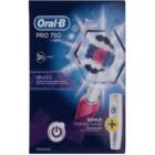 Oral B Pro 750 D16.513.UX 3D White електрична зубна щітка