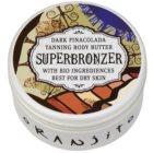 Oranjito Bio Dark Pinacolada beurre bronzant pour solarium