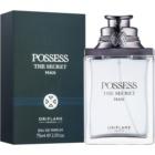 Oriflame Possess The Secret Man parfumovaná voda pre mužov 75 ml