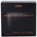 Oriflame Ascendant Eau de Toilette para homens 75 ml