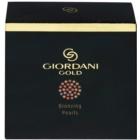 Oriflame Giordani Gold bronzující pudr v kuličkách