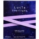 Oriflame Lucia Starlight Eau de Toilette für Damen 50 ml