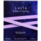 Oriflame Lucia Starlight eau de toilette pentru femei 50 ml