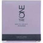 Oriflame The One Matte Velvet pudra matuire