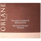 Orlane Make Up kompaktni bronz puder za osvetlitev kože