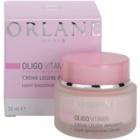 Orlane Oligo Vitamin Program leichte Creme für feinere Haut für empfindliche Haut