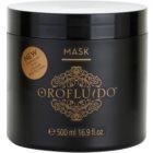 Orofluido Beauty intenzivna vlažilna maska za naravne ali barvane lase