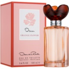 Oscar de la Renta Oscar Orange Flower Eau de Toilette para mulheres 100 ml