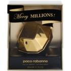 Paco Rabanne Lady Million Merry Millions Parfumovaná voda pre ženy 80 ml