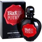 Paco Rabanne Black XS  Potion Eau de Toilette Damen 80 ml