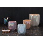 Paddywax Glow Cotton & Teak vonná svíčka 481 g