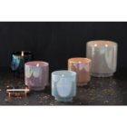 Paddywax Glow Rosewater & Coconut vonná sviečka 481 g