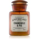 Paddywax Apothecary Chamomile & Fig vonná svíčka 226 g