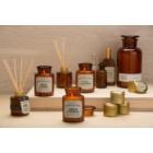 Paddywax Apothecary Amber & Smoke bougie parfumée 226 g