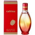 Parfums Café Caféina Eau de Toilette for Women 100 ml
