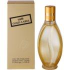 Parfums Café Café Gold Label eau de toilette para mujer 100 ml