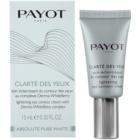 Payot Absolute Pure White rozjasňujúci krém na očné okolie