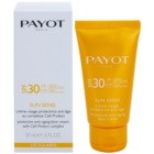 Payot Sun Sensi crema protettiva anti-age SPF 30