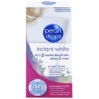Pearl Drops Instant White bleichende Zahnpasta für strahlende Zähne