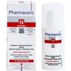Pharmaceris N-Neocapillaries Capi-Hyaluron-C protivráskový krém obnovující hutnost pleti pro citlivou pleť se sklonem ke zčervenání