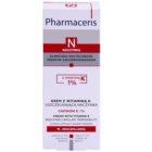 Pharmaceris N-Neocapillaries Capinion K 1% krepilna krema za razpokane žilice za pospešitev regeneracije