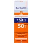 Pharmaceris S-Sun ochranné tělové mléko s hydratačním účinkem SPF50+