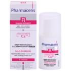 Pharmaceris R-Rosacea Calm-Rosalgin crema de noche calmante para pieles sensibles con tendencia a las rojeces