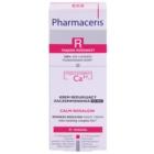 Pharmaceris R-Rosacea Calm-Rosalgin creme calmante de noite para a pele sensível com tendência a aparecer com vermelhidão