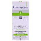 Pharmaceris T-Zone Oily Skin Sebo-Moistatic hidratáló és nyugtató krém a pattanások kezelése által kiszárított és irritált bőrre