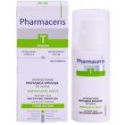 Pharmaceris T-Zone Oily Skin Sebostatic Matt zmatňujúca emulzia pre mastnú pleť so sklonom k akné