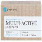 Phenomé Daily Miracles Cleansing Zucker-Peeling für alle Hauttypen, selbst für empfindliche Haut