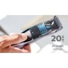 Philips Beardtrimmer Series 7000 BT7210/15 Barttrimmer mit Absauger
