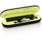 Philips Sonicare DiamondClean HX9352/04 elektrische Schallzahnbürste mit Ladeglas