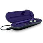 Philips Sonicare DiamondClean HX9372/04 elektrische Schallzahnbürste mit Ladeglas