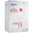Philips Sonicare DiamondClean HX9312/04 elektrische Schallzahnbürste mit Ladeglas