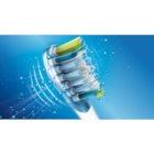 Philips Sonicare FlexCare Platinum HX9112/12 elektrische Schallzahnbürste mit 3 Putzprogrammen
