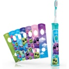 Philips Sonicare For Kids HX6322/04 sonická elektrická zubná kefka pre deti prepojená spripojením Bluetooth