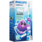 Philips Sonicare For Kids HX6322/04 escova de dentes elétrica sónica  conectado com bluetooth  para  crianças