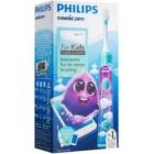Philips Sonicare For Kids HX6322/04 sonický elektrický zubní kartáček pro děti propojený s připojením Bluetooth