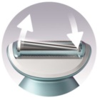 Philips SatinShave Advanced BRL140 dámsky holiaci strojček
