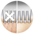 Philips SatinShave Prestige BRL170 жіночий пристрій для гоління