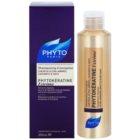 Phyto Phytokératine Extreme champô reparador para cabelos muito danificado e quebradiços