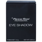 Pierre René Eyes Eyeshadow senčila za oči za dolgoobstojen učinek
