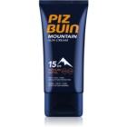 Piz Buin Mountain крем для засмаги SPF15