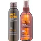 Piz Buin Tan & Protect kozmetická sada IV.