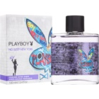 Playboy No Sleep New York voda po holení pro muže 100 ml