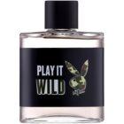 Playboy Play it Wild after shave pentru barbati 100 ml