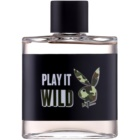 Playboy Play it Wild voda po holení pre mužov 100 ml
