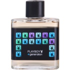 Playboy Generation Aftershave lotion  voor Mannen 100 ml