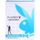 Playboy Generation lozione after shave per uomo 100 ml